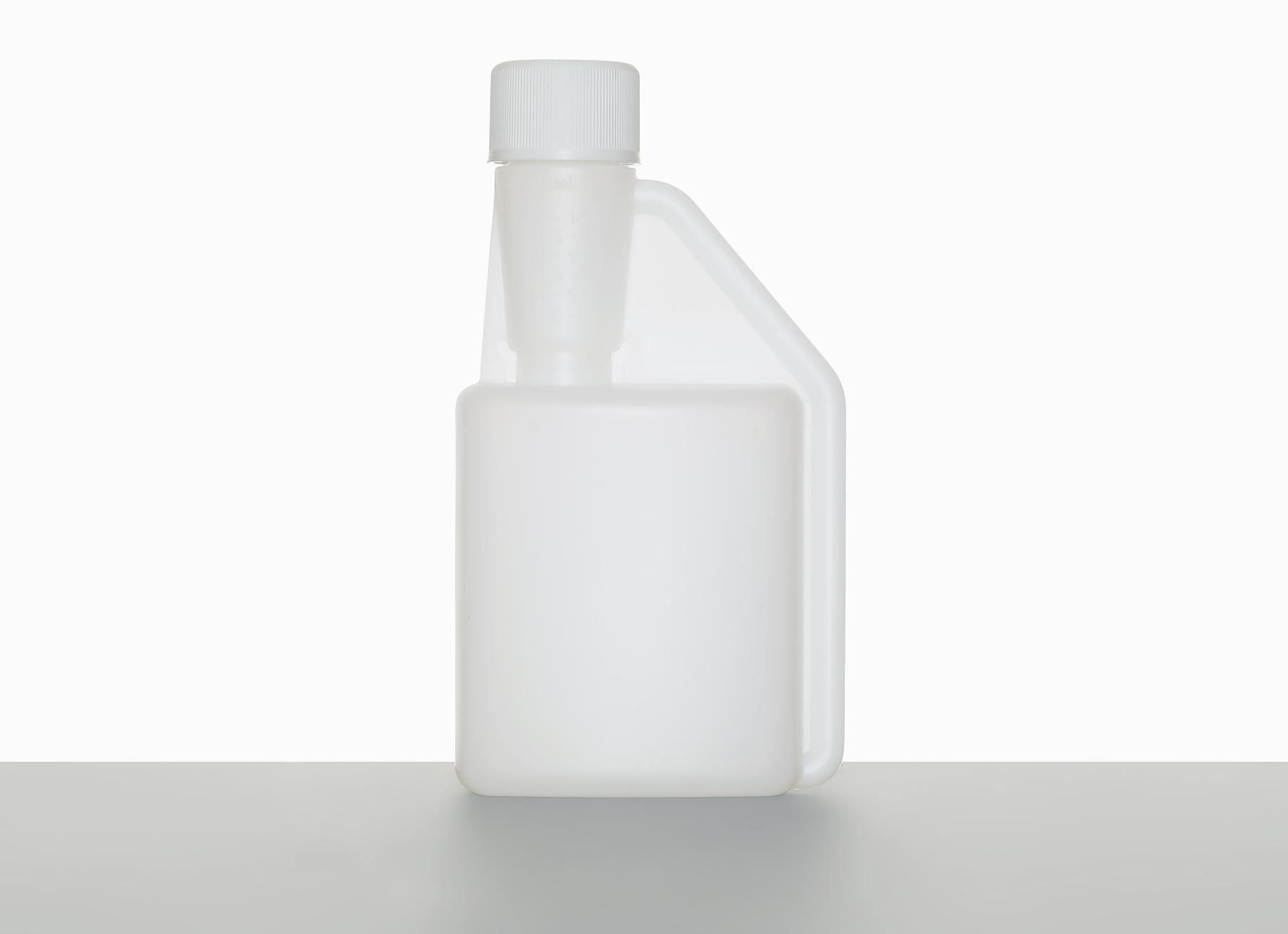wei blech trichterflasche 250 ml aus wei blech in blank. Black Bedroom Furniture Sets. Home Design Ideas